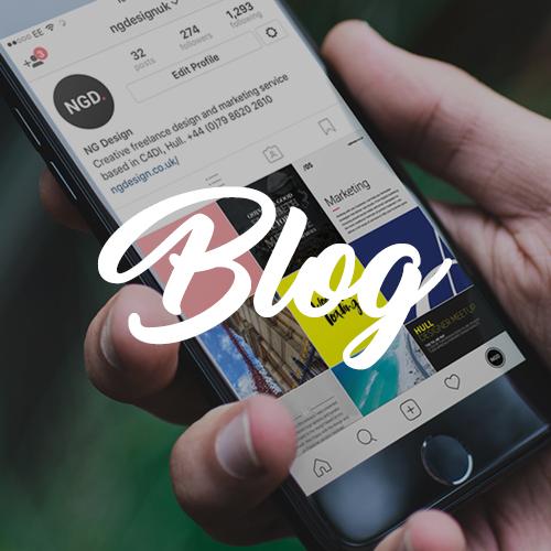 Blog, Graphic Design, Web Design