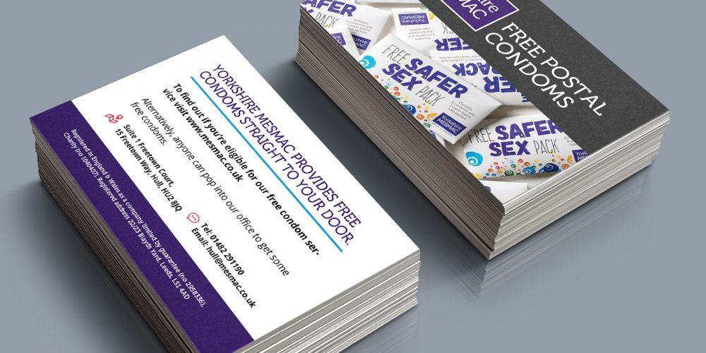 Yorkshire MESMAC. Output included Brochure, Leaflets, Web Design and Stationary